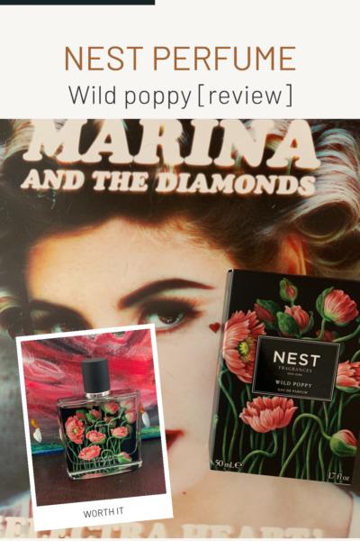Nest Perfume Wild Poppy review